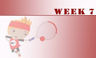 Mini Hitters (AGES 5-8) Summer Camps Week 7: 12th August - 16th August