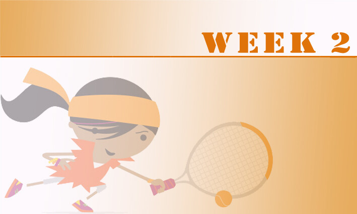 Orange (AGE 9) Summer Camps Week 2: 8th July - 12th July