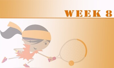 Orange (AGE 9) Summer Camps Week 8: 19th August - 23rd August