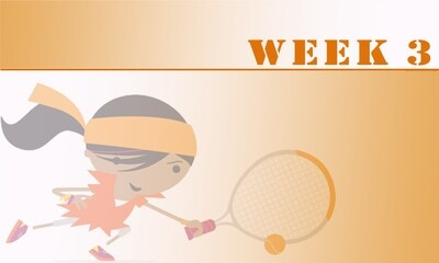 Orange (AGE 9) Summer Camps Week 3: 15th July - 19th July