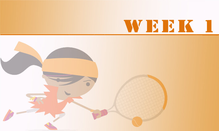 Orange (AGE 9) Feb Camps: 17th Feb - 21st Feb