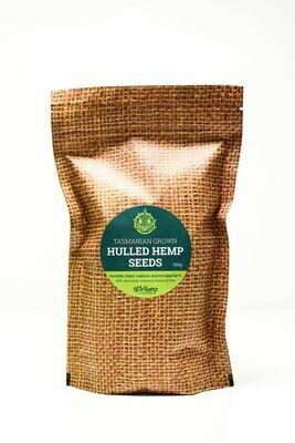 Mr Hemp Tasmanian Grown Hulled Hemp Seeds 500g