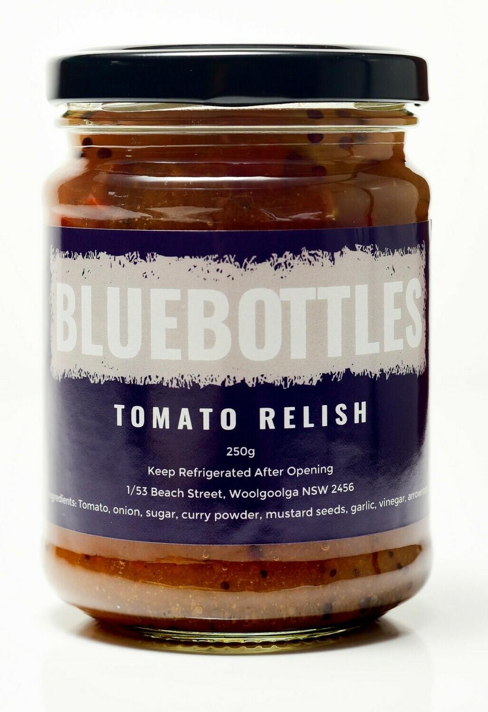 Bluebottles House-made Tomato Relish 250g