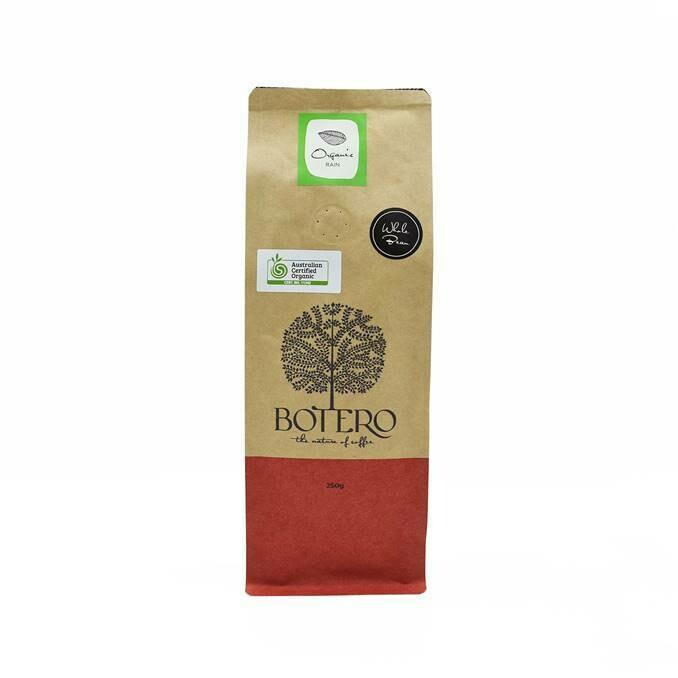 Botero 'Organic Rain' - Whole Bean 250g