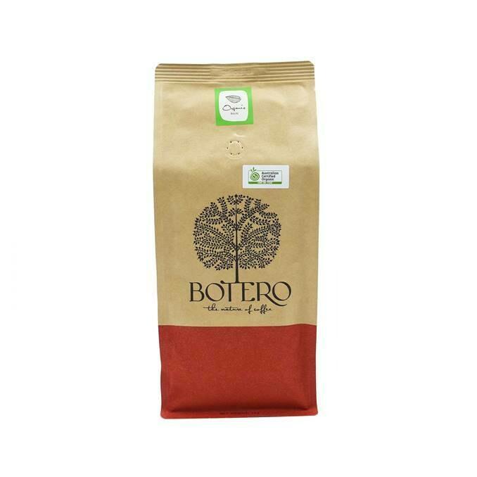 Botero 'Organic Rain' - Whole Bean 1kg
