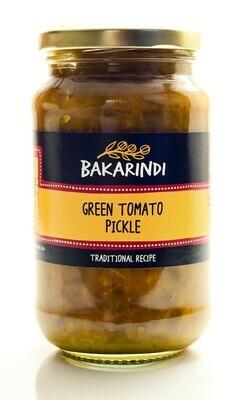 Bakarindi Green Tomato Pickle 375g