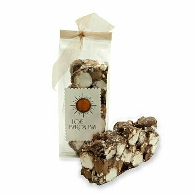 Love Byron Bay Rocky Road - Sea Salted Caramel 200g