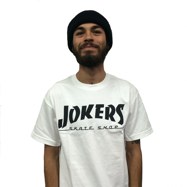 Jokers Hometown Logo T-Shirt
