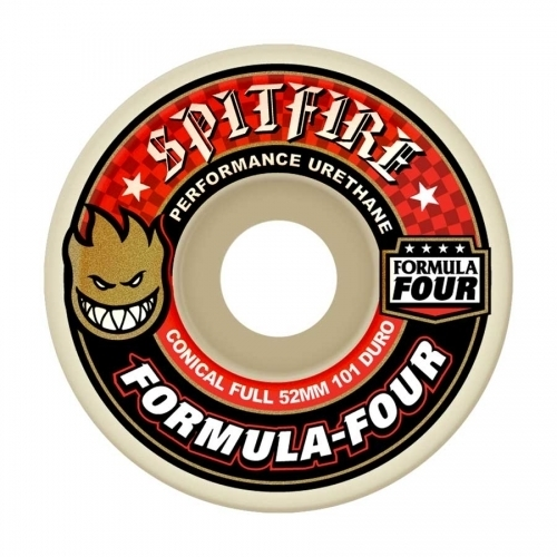 Spitfire Formula Four Conical Full Shape Wheels 101a