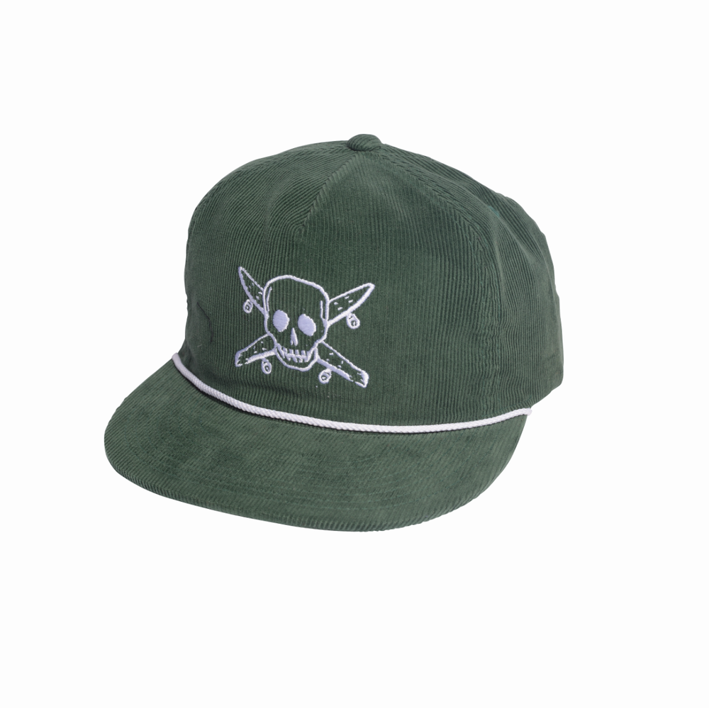 Fourstar Pirate Cord Hat