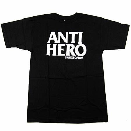 Anti Hero Blackhero T-Shirt Black
