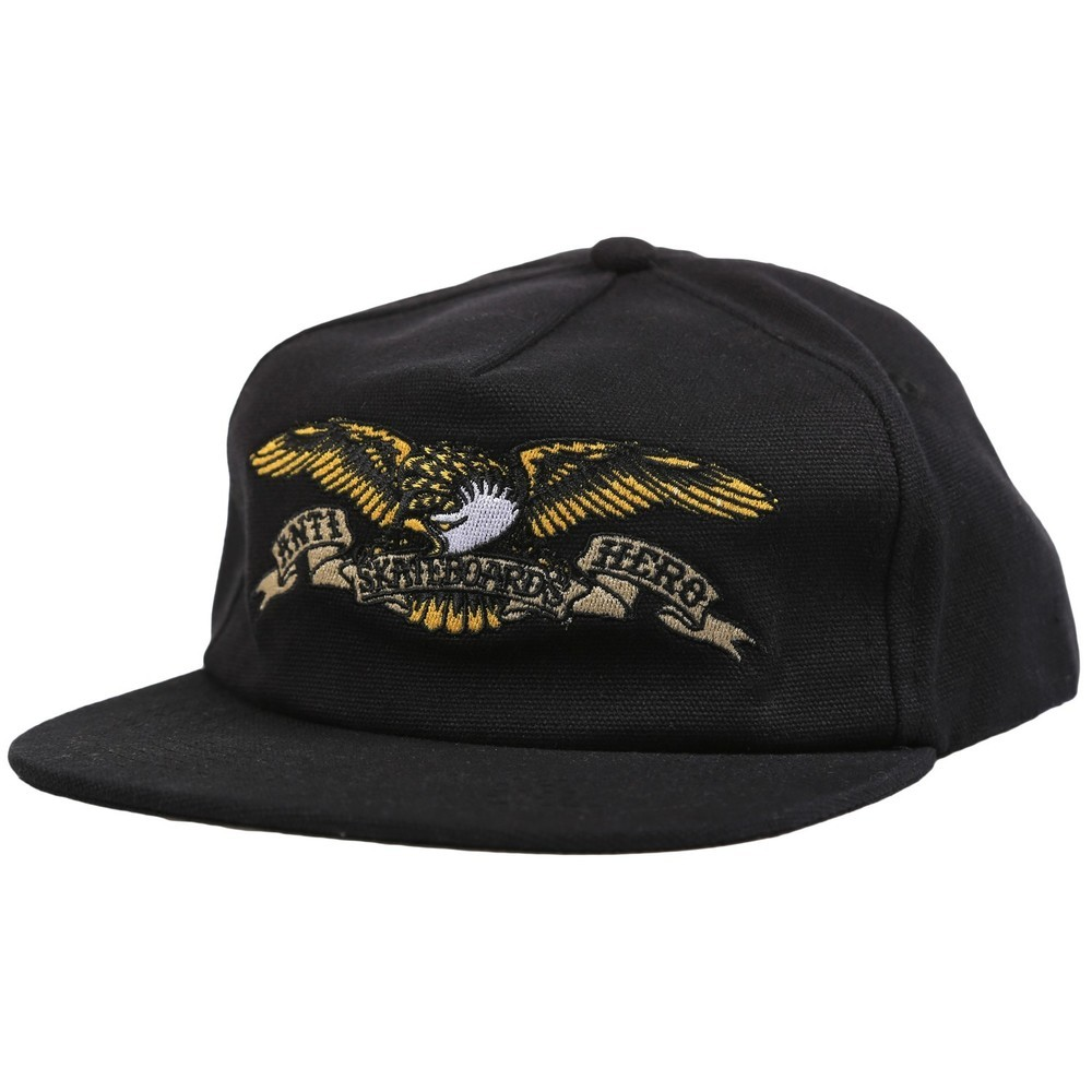 Anti Hero Eagle Unstructured Snapback Hat