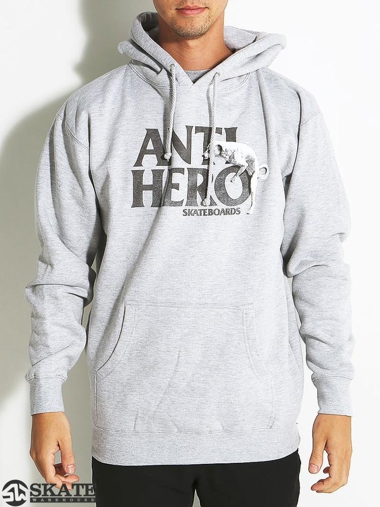 Anti Hero Doghump Orange Hoodie