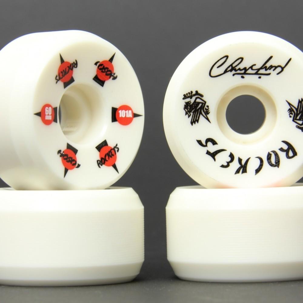 Hosoi Rockets Signature Wheels 60mm 101a (Set of 4)