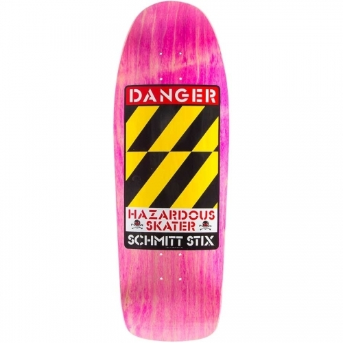 Schmitt Stix Danger Deck (Assorted Stains) 10.125x30.5