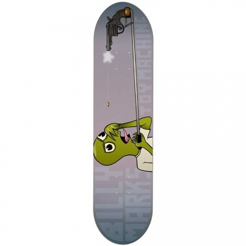 Toy Machine Billy Marks Selfie Suicide Deck  7.75x31.75