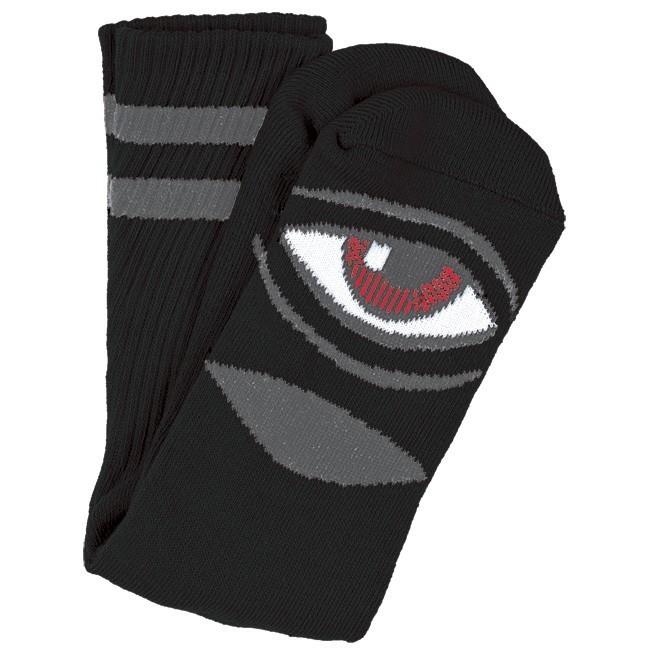 Toy Machine Sect Eye Socks Black