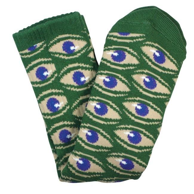 Toy Machine Eyes Everywhere Socks Army