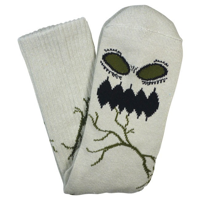Toy Machine Monster Skull Socks