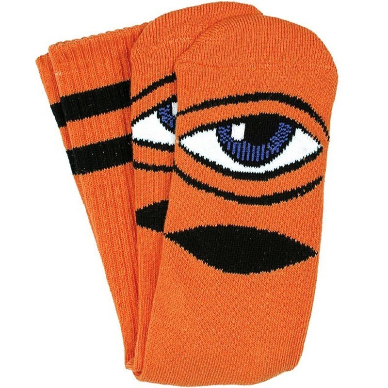 Toy Machine Sect Eye Socks Orange