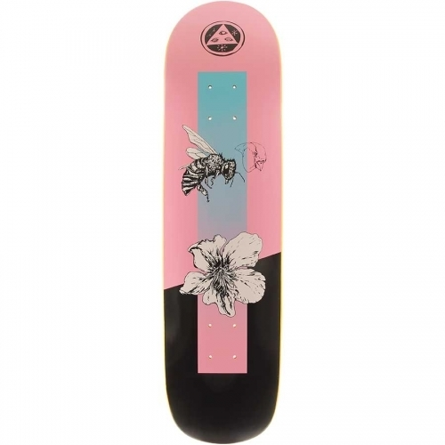 Welcome Adaptation on Bunyip Deck  Pink 8x32