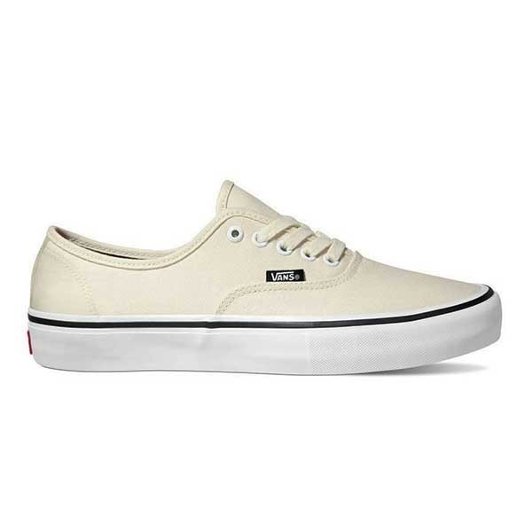 Vans Authentic Pro Shoe White/White