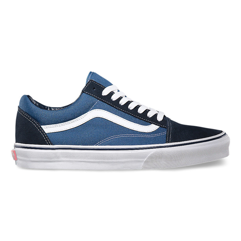 Vans Old Skool Shoe Navy