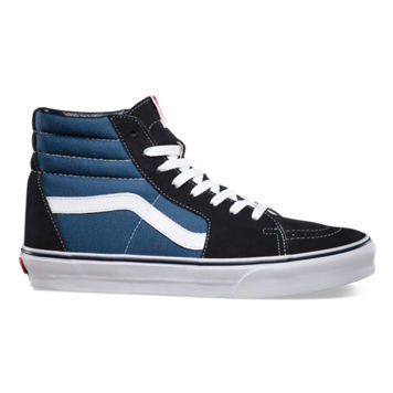 Vans Sk8 High Shoe Navy
