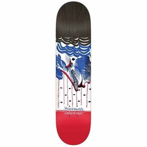 Krooked Sebo Walker Lady Liburty Deck