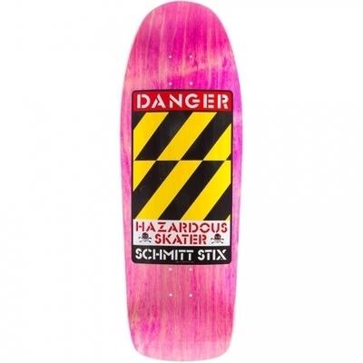 Schmitt Stix Danger Deck (Assorted Stains) 10.125x30.5