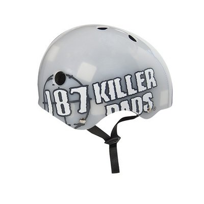 187 Pro Skate Helmet With Big Logo
