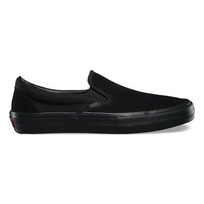 Vans Slip On Pro Shoe Blackout