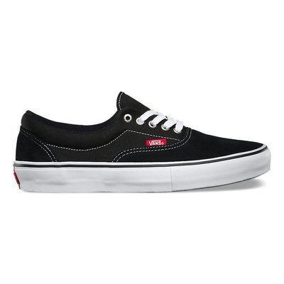 Vans Era Pro Shoe Black/White/Gum