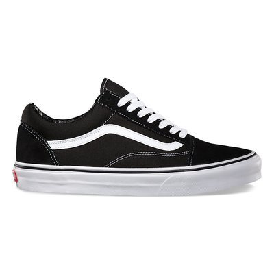 Vans Old Skool Shoe Black/White