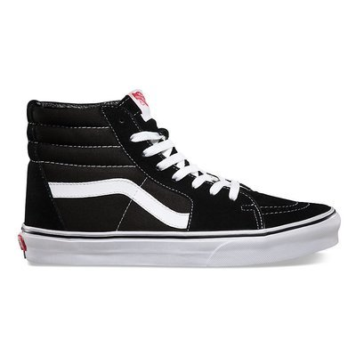 Vans Sk8 High Shoe Black/White