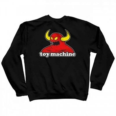 Toy Machine Monster Crew Neck Sweatshirt