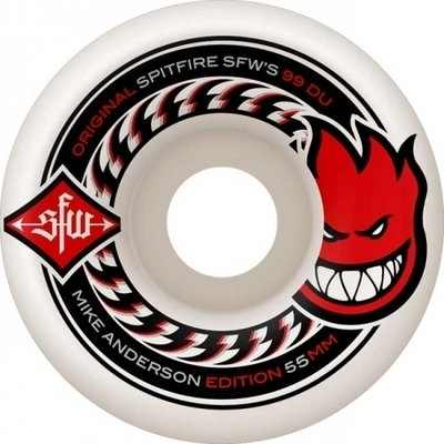 Spitfire Mike Anderson SFW 2 Wheels 99a