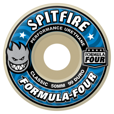 Spitfire Formula Four Classic Shape Wheels 99a
