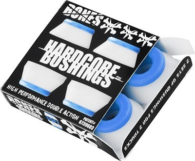 Bones Bushings White Soft (2 Trucks)