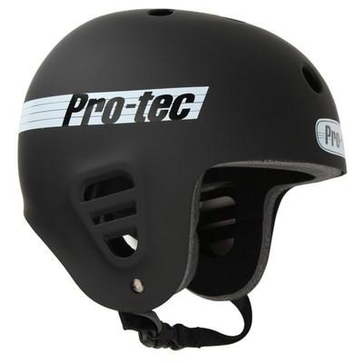 Pro-Tec Classic Fullcut Satin Black