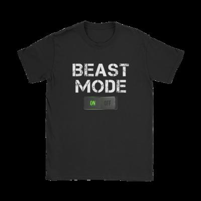 8263de19f403c6 Beast Mode T-Shirt