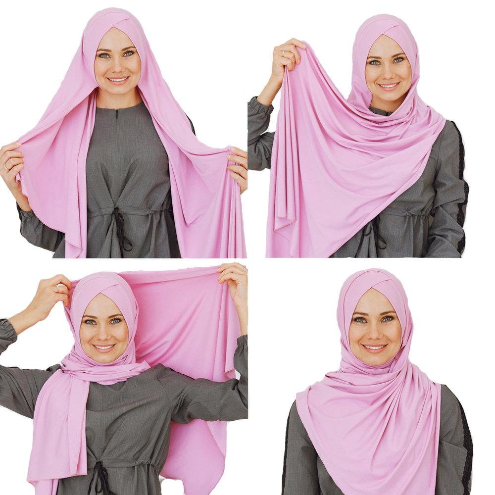 Умный хиджаб гвоздика