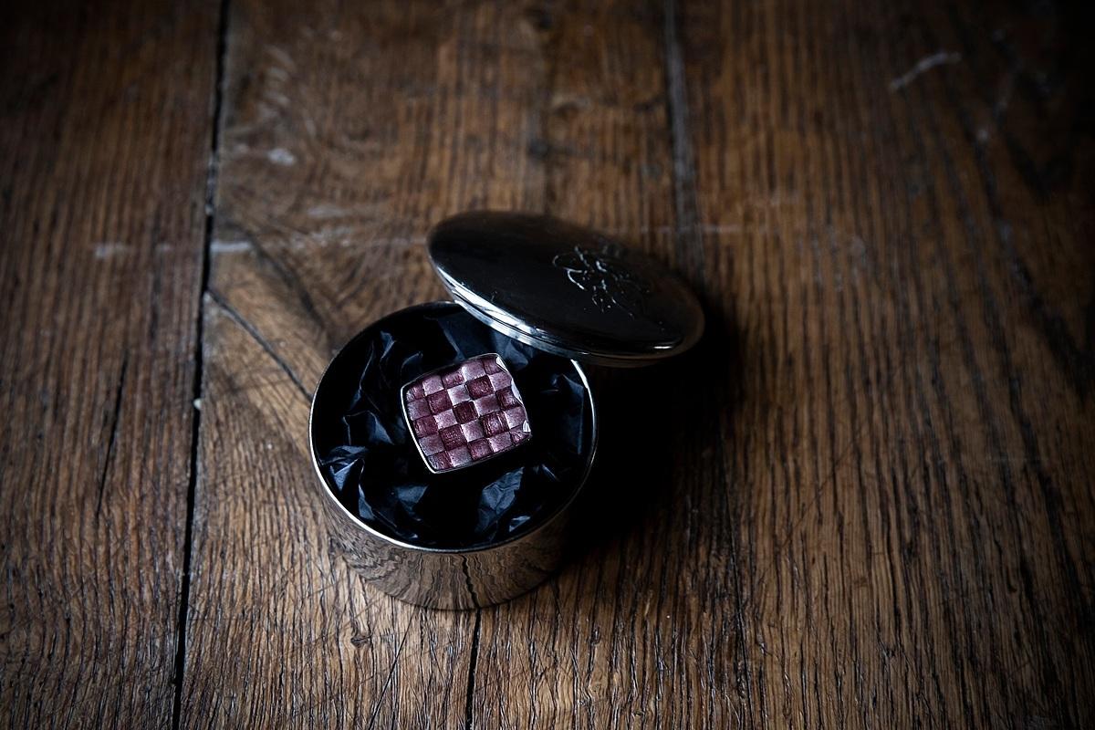 LIVD - Ring - 925 sølv