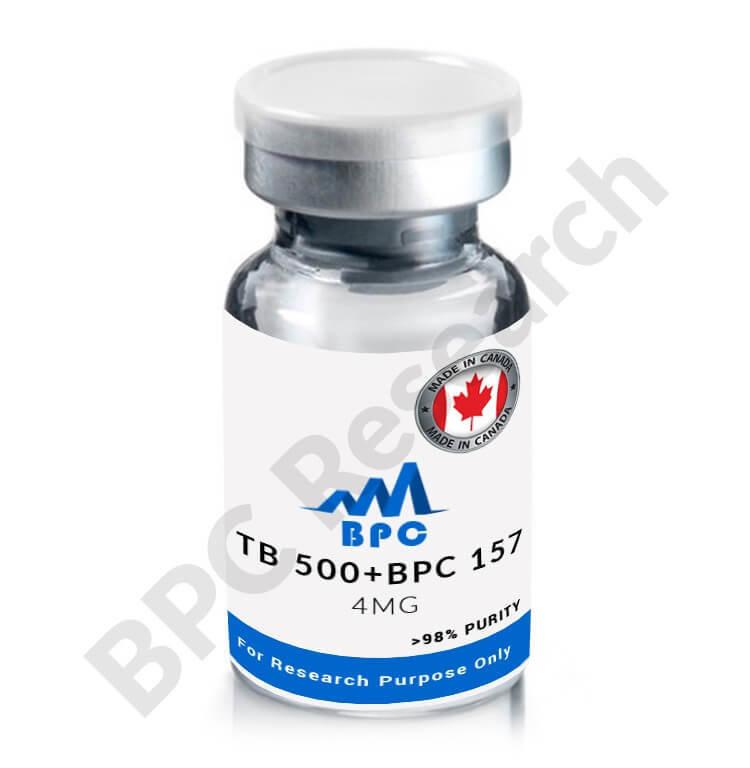 TB-500 + BPC-157