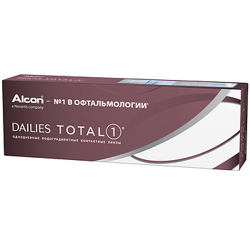 Alcon ® Dailies Total 1 ®