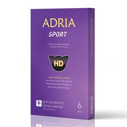 Контактные линзы Adria Sport