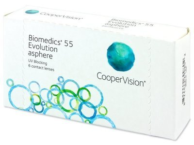 CooperVision Biomedics 55 Evolution