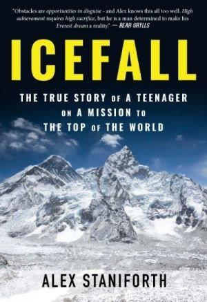 ICEFALL - Alex Staniforth (paperback) 00000
