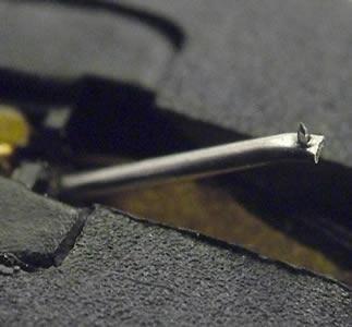Audio Note IQ2 replacement stylus ZU082R