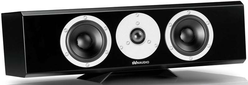 Dynaudio Focus 210C Piano Black Э1634235000002067